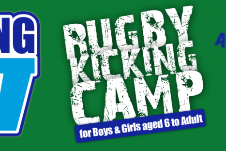 Stockport Rugby Club May 2018 Kicking Camp