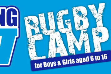 Winnington Park Rugby Club April 2018 Rugby Camp