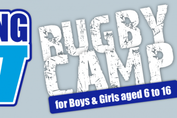 Hope Valley Rugby Club August 2018 Rugby Camp