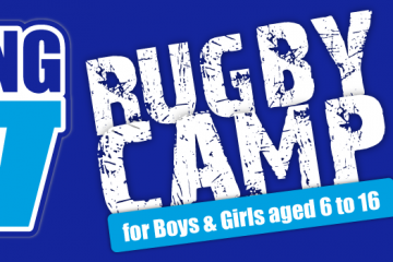 Buxton Rugby Club Rugby Camp July 2019